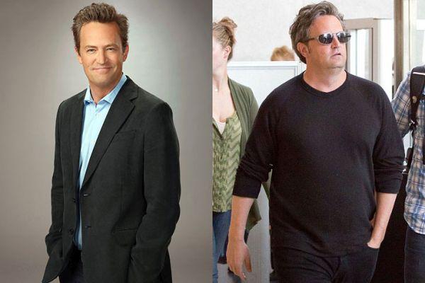 10 famosos que engordaram e ficaram irreconhecíveis. A Nº 9 é a mais inacreditável!
